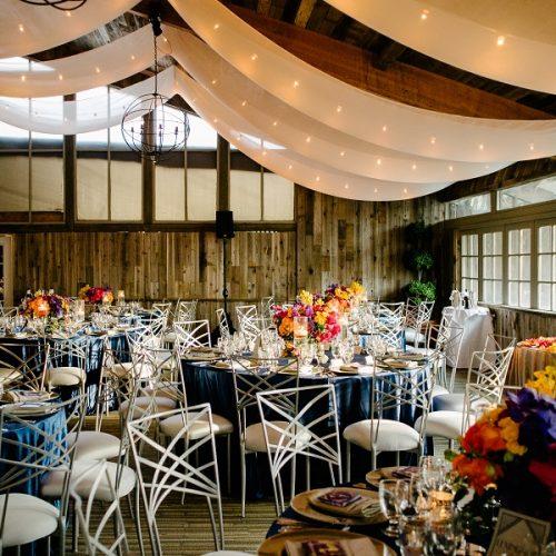 vibrantly hued wedding, calamigos ranch, bluebell events, john schnack photography, CJ Matsumoto & Sons, the lighter side