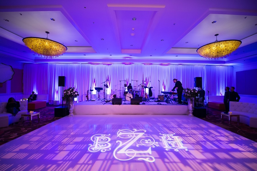 Romantic Evening Wedding at the Ritz Carlton Rancho Mirage