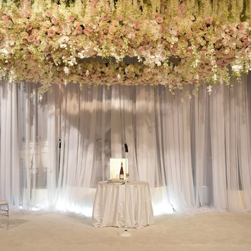 Beverly Wilshire wedding, blush wedding, The Lighter Side, Details Details, Butterfly Floral and Event Design, Bezhad Photography