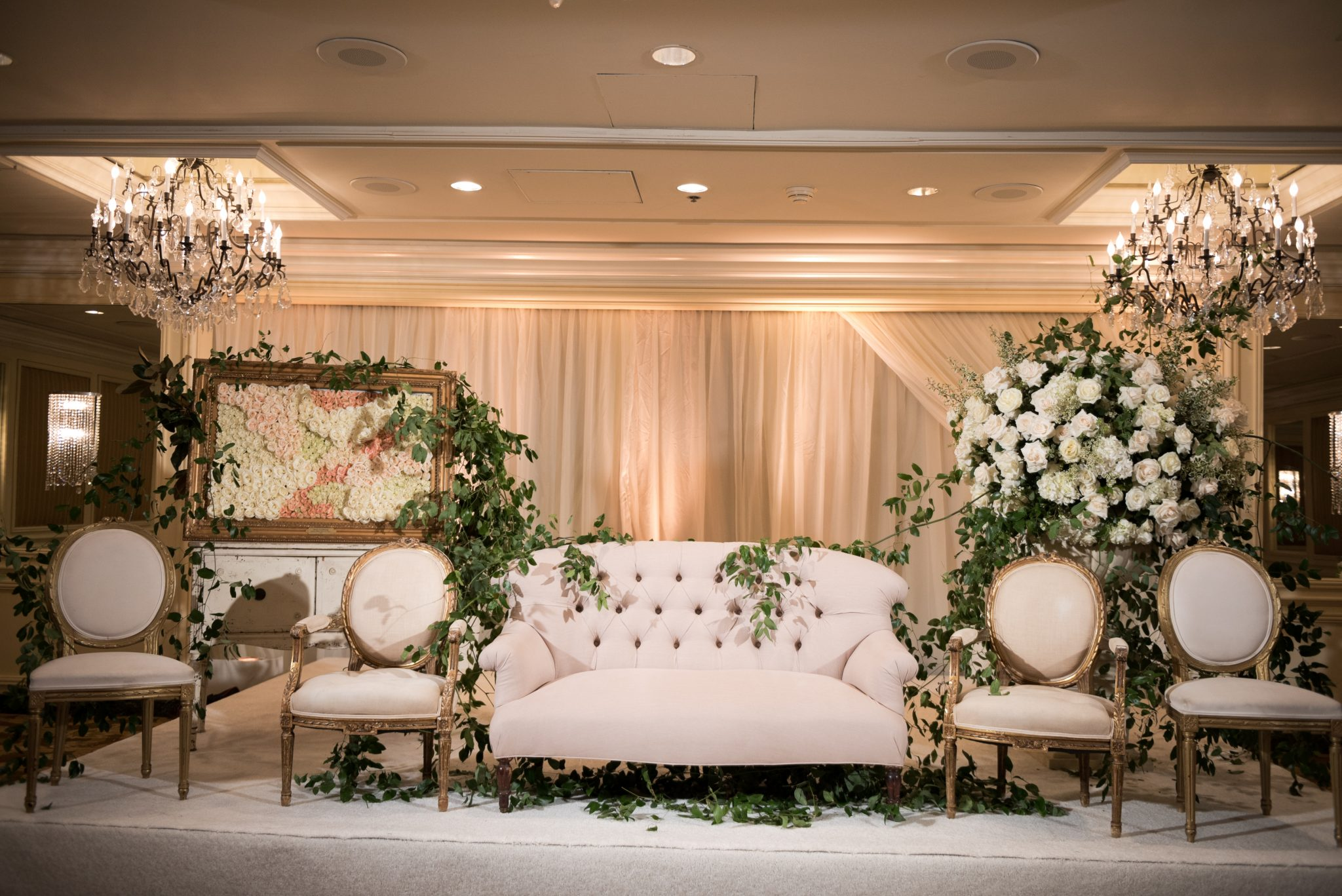 Rina & Daniel at the Beverly Wilshire