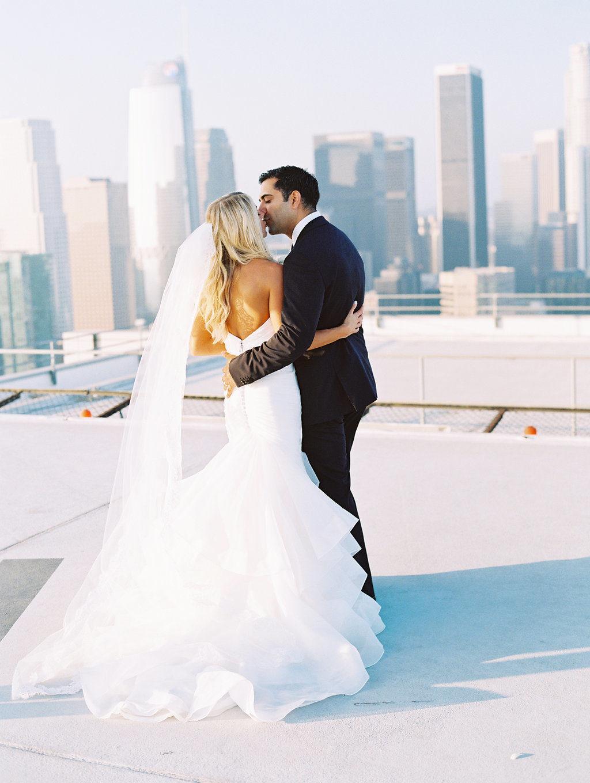 All-White Wedding on Style Me Pretty