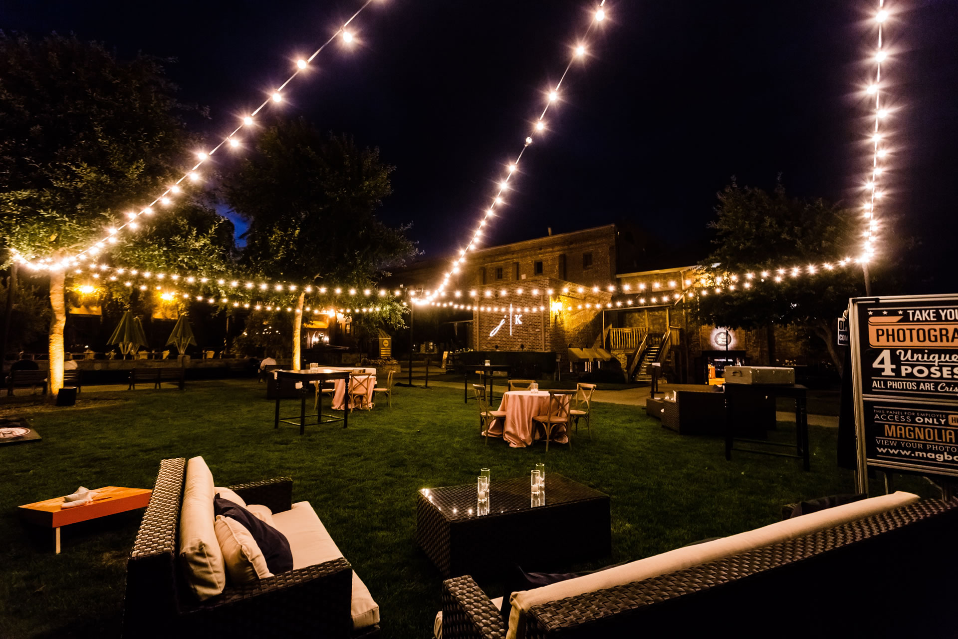 save off e63be 0bc20 String Lights | Cafe Lights | Bistro Lights | The Lighter ...