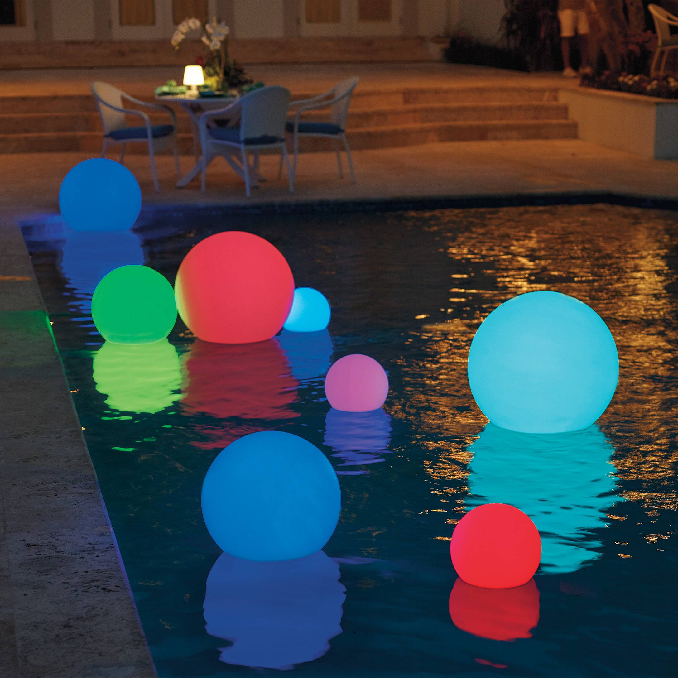 Led Globe Balls The Lighter Side Special Event Lighting