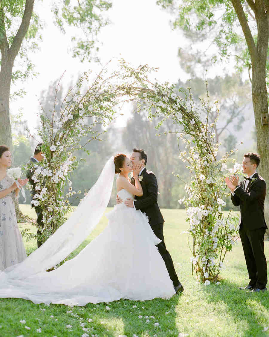 Black-Tie Event on Martha Stewart Weddings