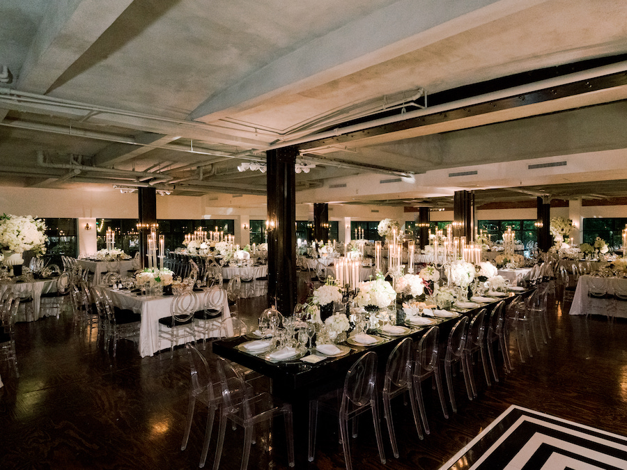 Lavish Alexandria Ballrooms Wedding