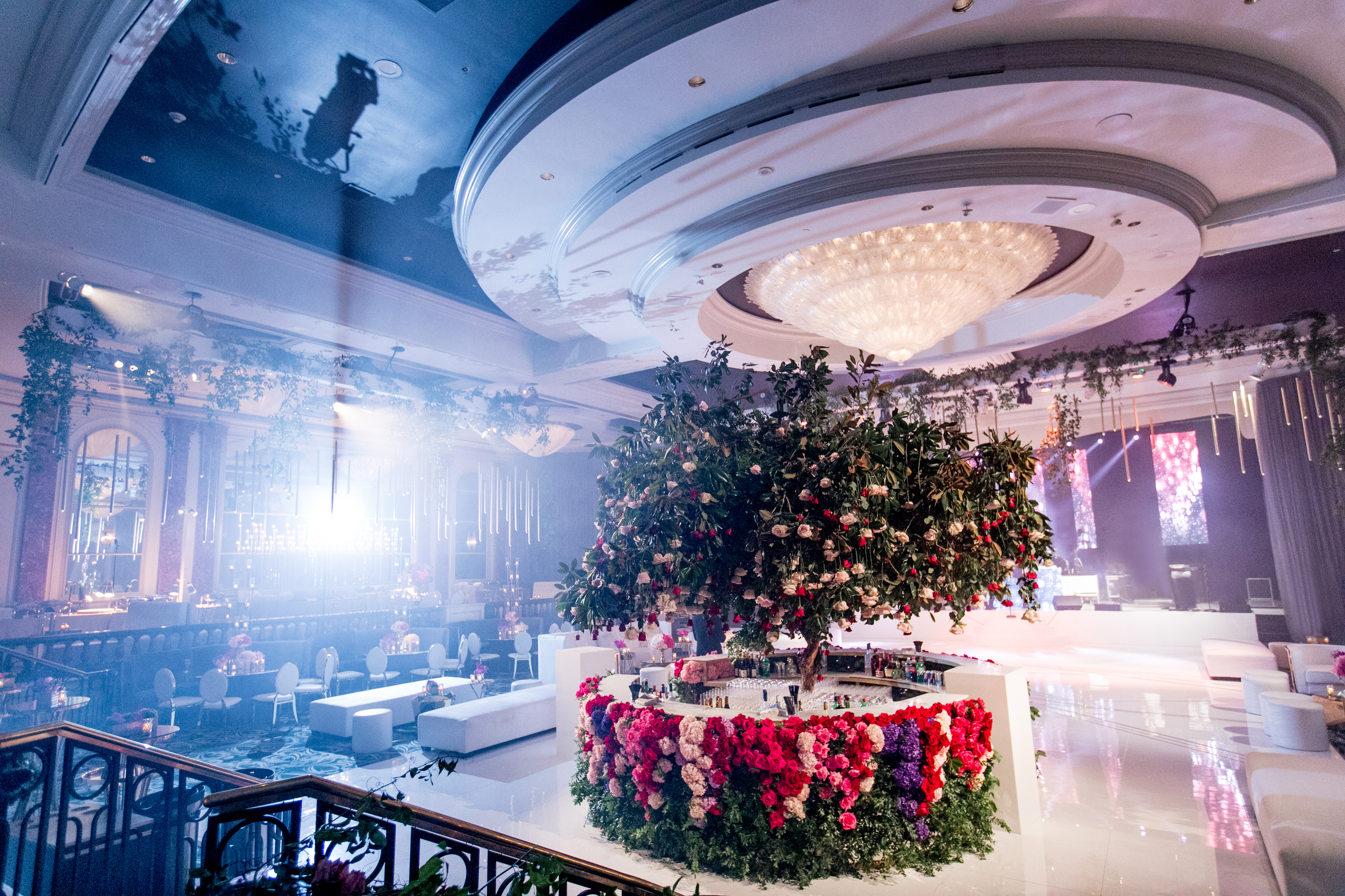Engagement Party at The Beverly Wilshire Hotel